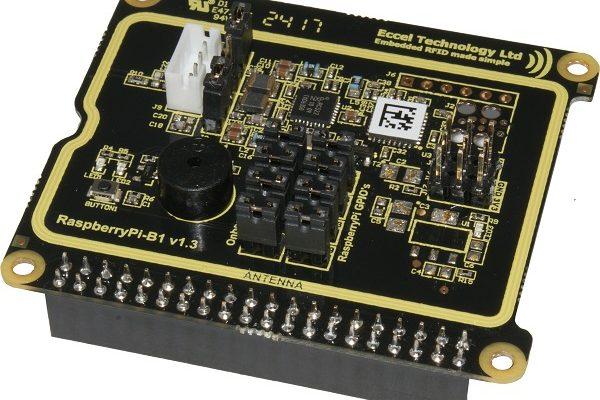 RaspberryPi Hat RFID/NFC Board