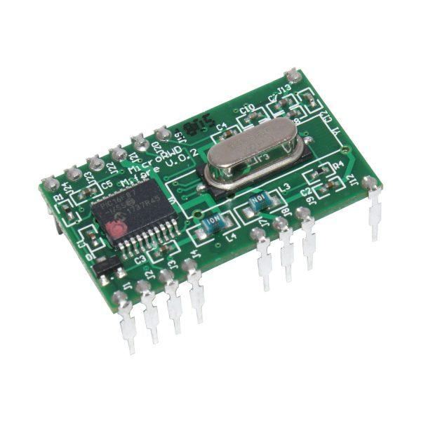 MicroRWD NFC MicroRWD MIFARE MicroRWD MICODE