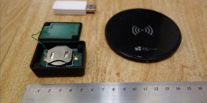 Bluetooth LE RFID