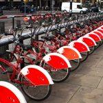 Bike rental RFID