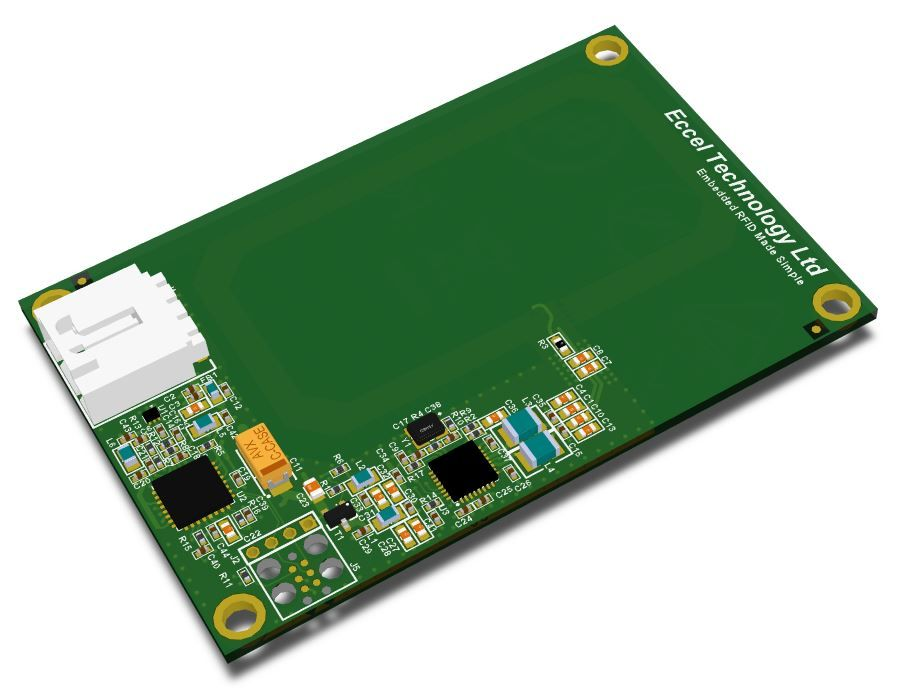 FCC Approved NFC & RFID Reader - Eccel Technology
