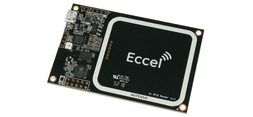 Eccel Technology Ltd introduce the Pepper C1 - the first